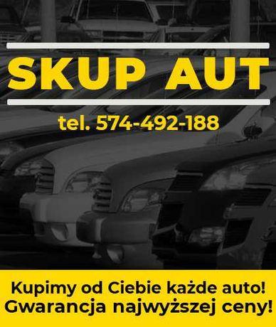 Skup aut, auto skup na terenie całego kraju. Najlepsze ceny!