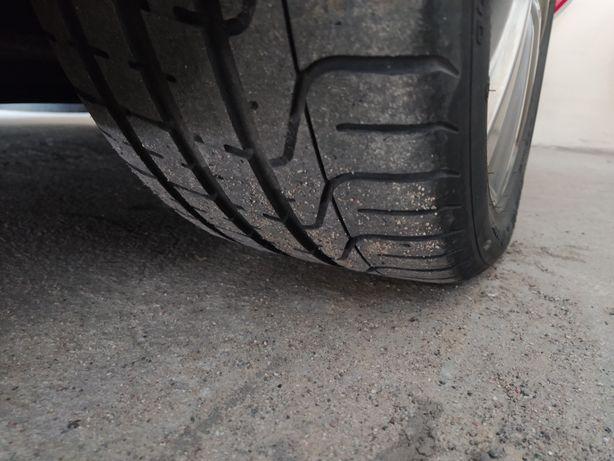 Opony Pirelli P Zero 255/40/19 Komplet