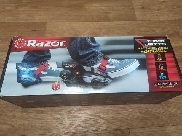 Электроролики Razor Turbo Jetts 29-46