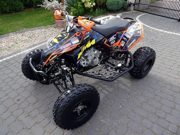 Quad *** KTM 505 ***