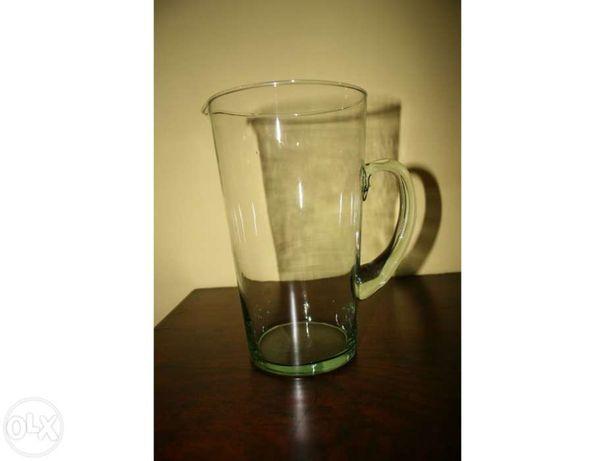 Jarro de vidro bebidas