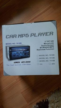 Новая автомагнитола CAR MP5 PLAYER