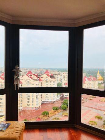 Квартира видовая с ремонтом, Оболонь. Вид на Днепр