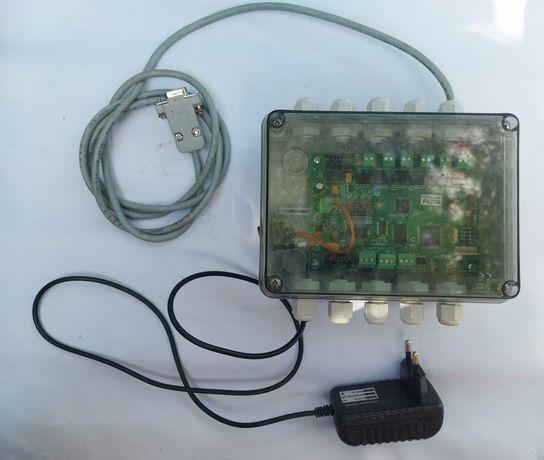 Контроллер PTS для АЗС