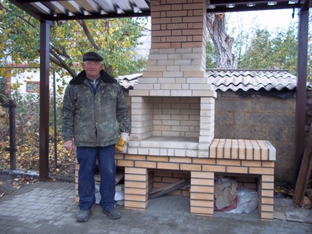 Печник, услуги по чистке, ремонту и строительству плит,печей,каминов.