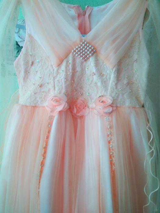 Нарядное платье на девочку Днепр - изображение 1