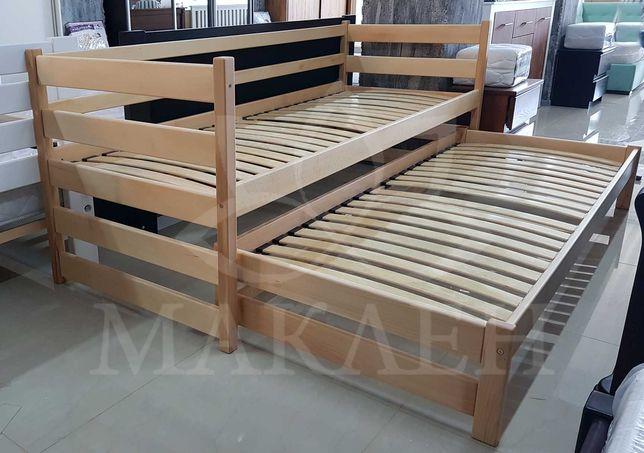 Ліжко з додатковим висувним спальним місцем
