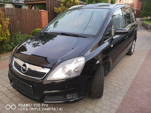 Opel Zafira 1.9 CDTI Dobrze WYPOSAŻONY Zadbany Opłacony GOTOWY DO REJ.