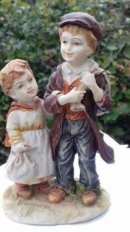 Лот Статуэтка дети Испания фарфор  Англия сток