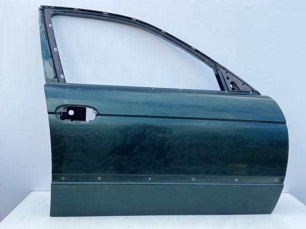 Дверька Двери на БМВ Е39 Передня Права Oxford Green Metallic