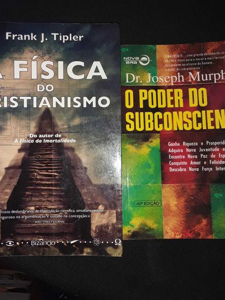 O Poder do Subconsciente Joseph Murphy/A Física do Cristianismo