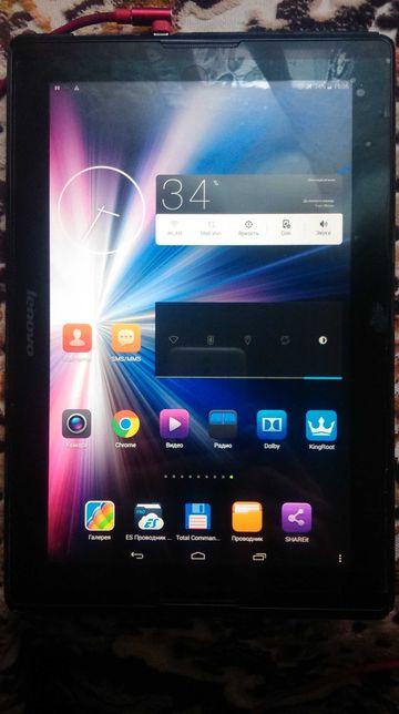 """Продам,(обмен,отдам) Android планшет 10""""(дюймов) Lenovo A7600 - H"""