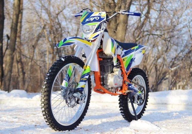 Мотоцикл( Питбайк)  Kayo K1 250 MX 21/18 (2020 г.)