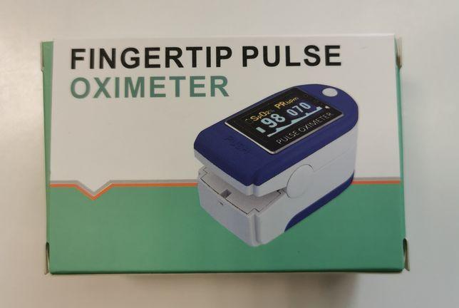 Pulsoksymety medyczny napalcowy/naparstkowy LCD