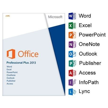 office 2013 pro plus Excel Word PowerPoint Access Outlook Publisher