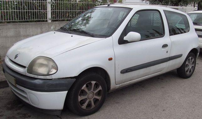 Renault Clio 1.9 d. - van