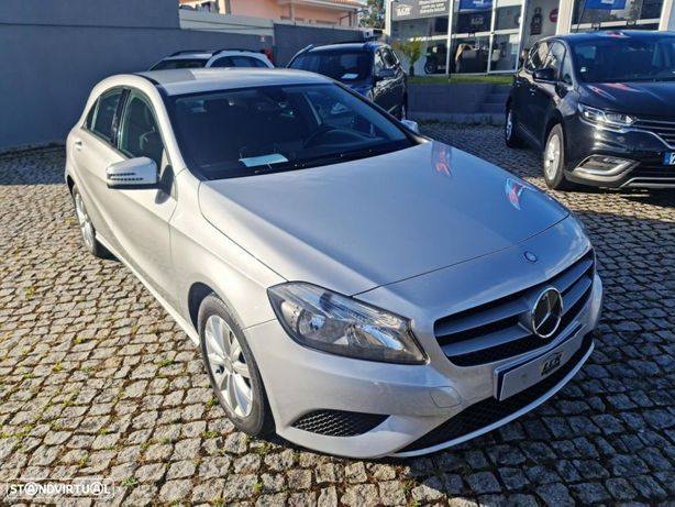 Mercedes-Benz A 180 CDi BE Style