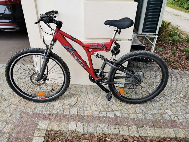 Sprzedam dwa rowery KROSS