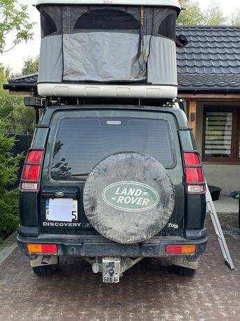 James Baroud namiot dachowy wynajem