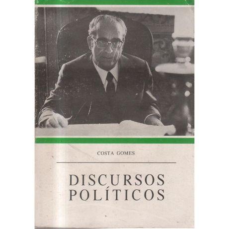 Livro - Discursos Políticos - Costa Gomes - 1976