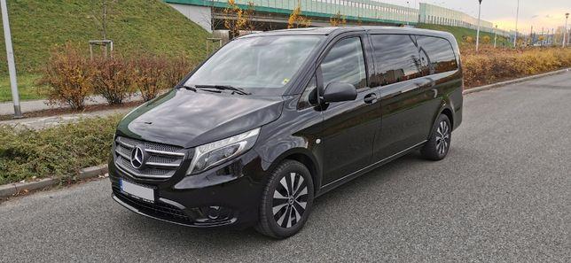 Wynajem busów osobowych bez kierowcy Mercedes V Klasa, Mercedes VITO