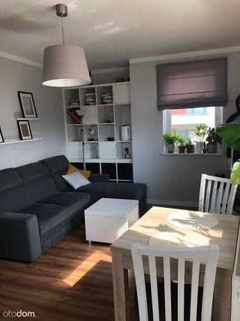 Mieszkanie 2 pokoje + salon, balkon, miejsce parki