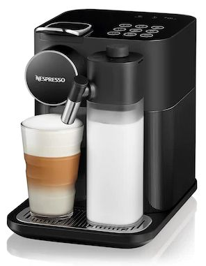 Nespresso De'Longhi Gran Lattissima Sophisticated Darks EN 650.B