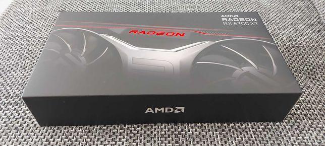 Продам AMD Radeon rx 6700 xt