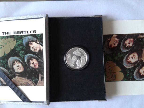 Beatles - Medalha comemorativa em prata