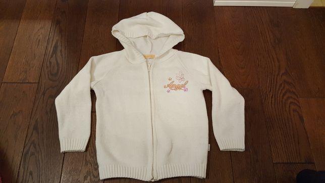 swetr sweter z kapturem roz. 110/116