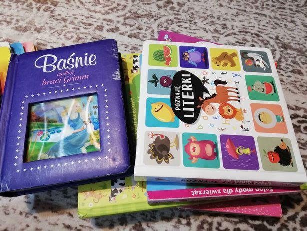 oddam za darmo książki dla dzieci