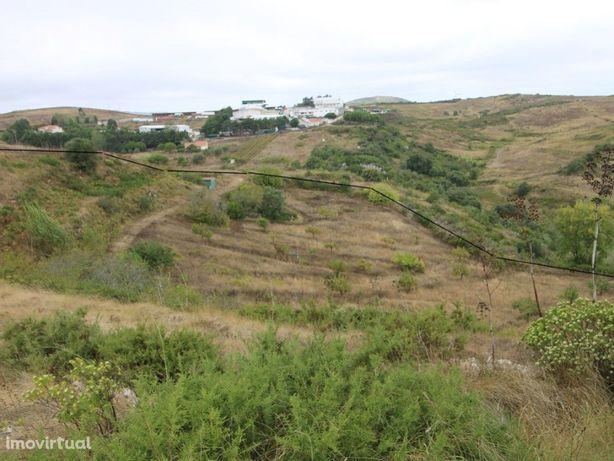 Terreno rústico em Trancoso de Cima em São Romão com poço