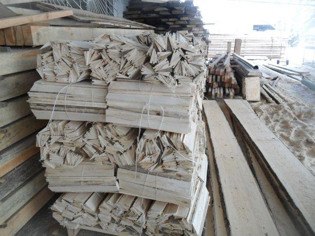 Gont drewniany modrzewiowy