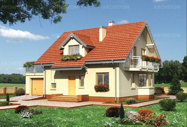 Продам архитектурный проект дома. 168м2. 5800 грн.