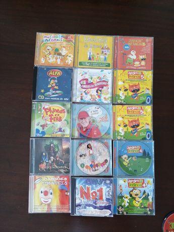 CDS vários musica