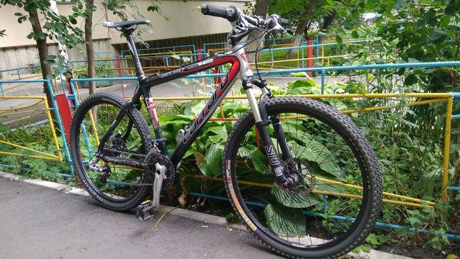 Карбоновый велосипед carraro seic 12