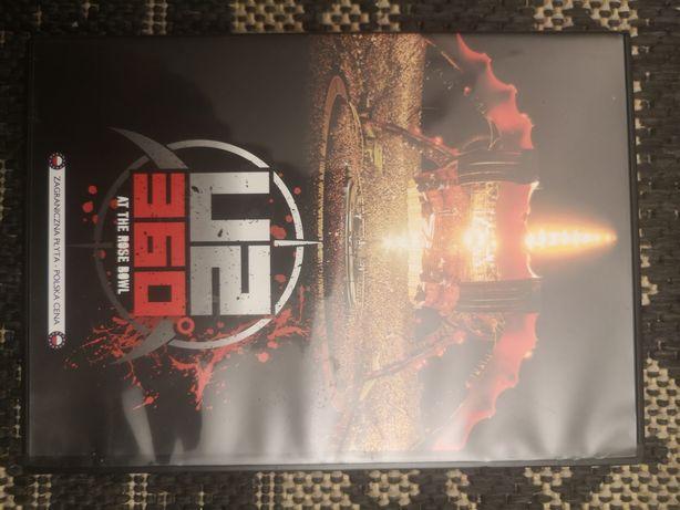 Koncert U2  360 at the Rose Bowl. DVD