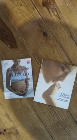 Livros grávidas
