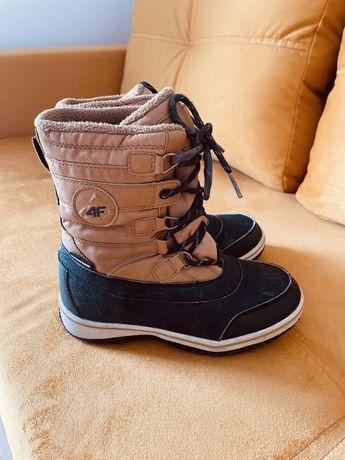 Buty dziecięce 4F, roz. 32