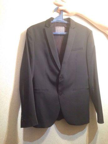 костюм чоловічий чорний Zara