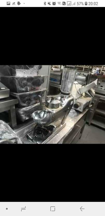 Máquina de multifunçoes industrial  Picadora de gelo,espremedor de lar