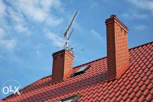 30% ZNIŻKI na Ustawienie anteny satelitarnej,montaż,serwis,naprawa rtv