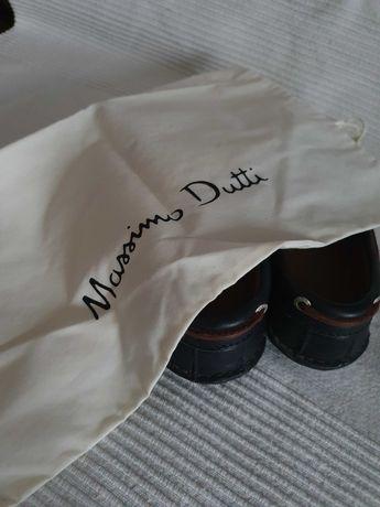 Mokasyny Massimo Dutti
