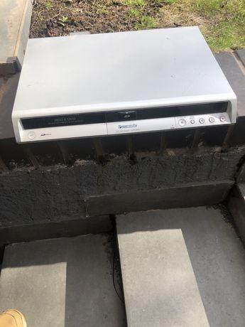 Nagrywarka DVD Panasonic z dyskiem