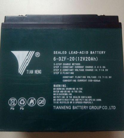 Baterias para scooter elétrica bicicleta electrica 60V ( 12V 20AH )