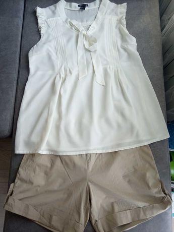 Spodnie, spodenki ciążowe r.M