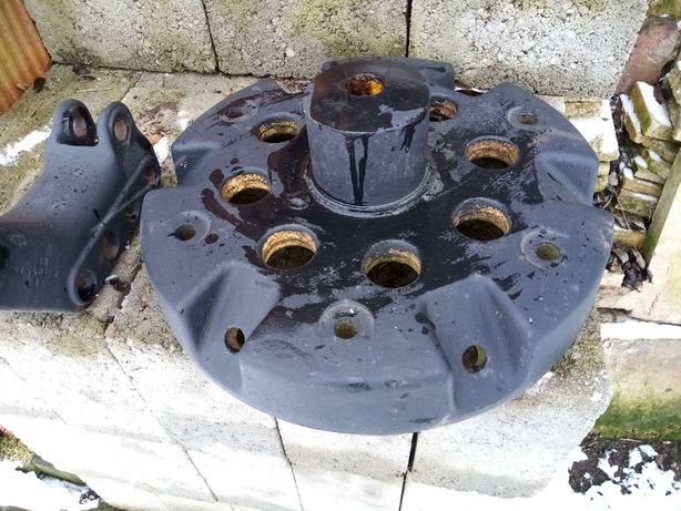 Obciążnik na koło środkowy. Ursus c355 c360