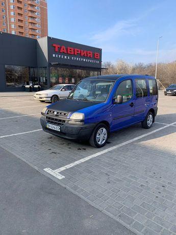 Fiat Doblo (фиат добло)