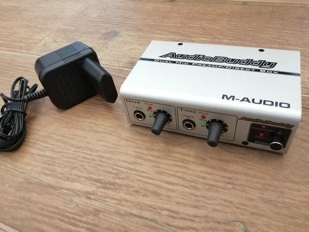 Pre-amp Audio Buddy M Audio