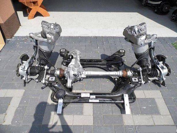 Audi q7 ку 7 подвеска рычаг тяга ступица супорт стойка запчасти